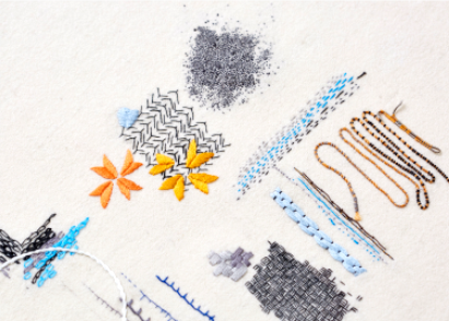 Hand Embroidery Short Course