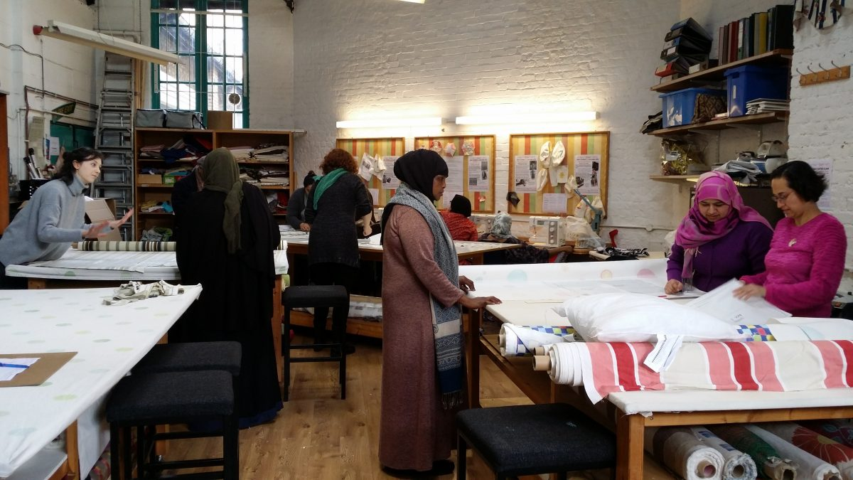Intro to Machine Sewing with SLRA – Wednesday 25 March at 10am