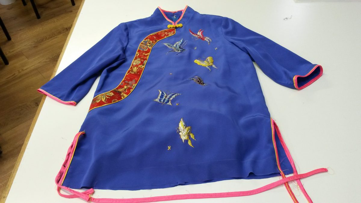 NEW One-Day Clothes Upcycle & Mend course Saturday 14 March 2020 10am-3.30pm